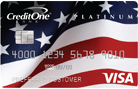 Credit One Bank® Platinum Visa® Cash Back Card