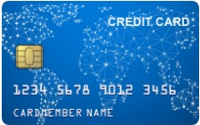 Credit Land Hotel Card